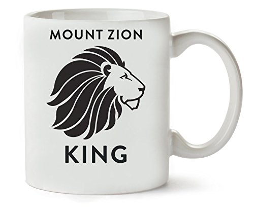 Mount Zion King Lion Of Judah Rasta Art Klassische Teetasse Kaffeetasse