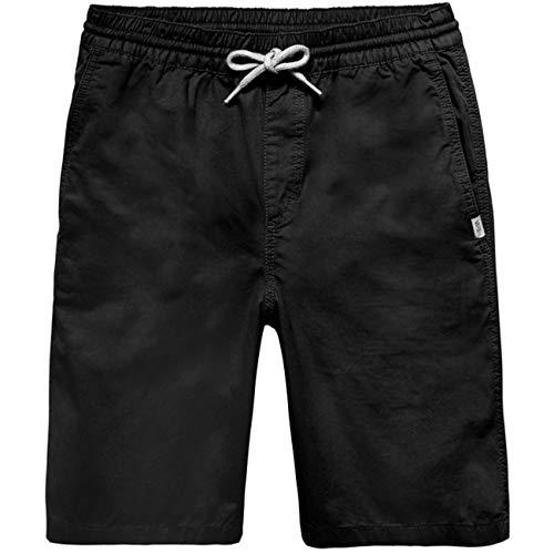 Vans Herren Shorts Range 18 Shorts - Vans Shorts Schwarz
