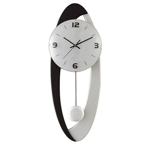 LINA Salon Personnalité Horloge Montre Européenne De Mode Montre Creative Moderne Pendule Horloge Simple Conception Mute Mètre Art Haut de Gamme Horloge