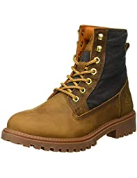 Classici River Marroni Stivali Autunno Lumberjack Uomo shoes Amazon j5ARq43L