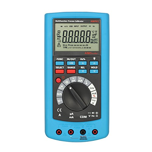 Preisvergleich Produktbild Owon b35t Effektivwert-Multimeter, Bluetooth, App Download Datenlogger, großes LCD-Display + Temperaturfühler