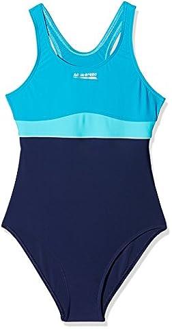 AQUA-SPEED Mädchen Badeanzug - Verschiedene Farben - Perfekt Für Sport