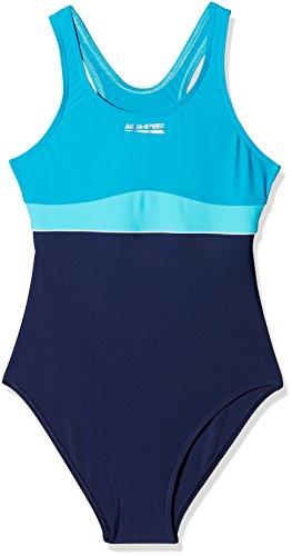 Banc en 1 bloc, adolescente maillot de bain pour enfant avec motif charlotte aux aqua 3 coloris speed –