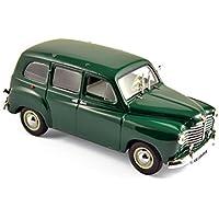 Norev NV519178 Renault Colorale 1952 - Servilletero (Escala 1:43), Color Verde