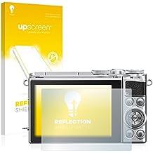 upscreen Reflection Shield Protector Pantalla Mate Nikon 1 J5 Película – Antireflejos, Anti-Huellas