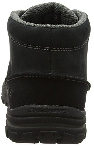 Skechers Braver - Horatio, Bottes Classiques homme Noir - Black (Blk - Black)