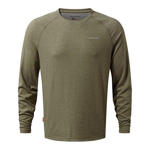 Craghoppers NosiLife Bayame Langarm Shirt Men - Longsleeve Kangaroo