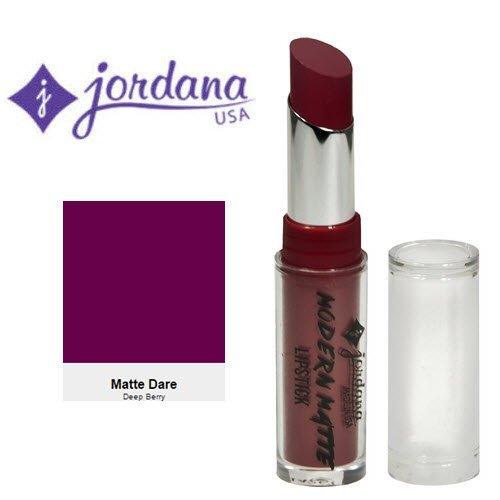 Jordana Modern Matte Lipstick 09 Matte Dare By Jordana Cosmetics