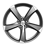 ICAN MAD 1 Felge NAD 9J 20 5X112 ET35 66,5 für AUDI A4 AVANT S LINE B8 B9 A5 SPORTBACK A6 4F 4G A7 Q3 Q5 VW PASSAT ITALY
