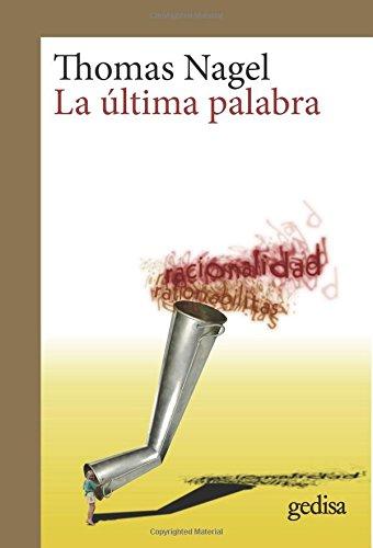 Última palabra, La (Cladema / Filosofía del Derecho)