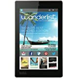 KOBO ARC HD 7 Tablet 16GB Ordinateur NVIDIA Tegra (3-Quad Core 1,7GHz 1GB RAM 16GB HDD Android) Noir