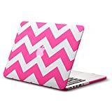 Best Kuzy Macbook Pro Cases 13 Inches - Kuzy R5 Chevron 13-inch Rubberized Hard Case Cover Review