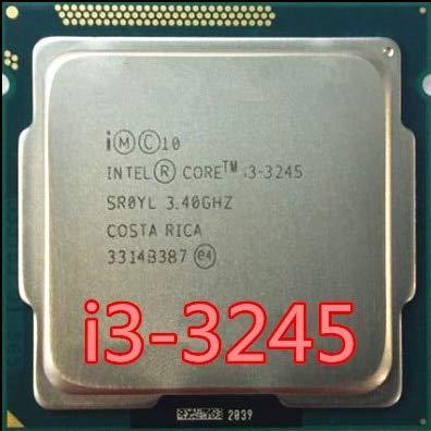 DIPU WULIAN I3 3245 Dual-Core 3.4GHz LGA 1155 TDP 55W 3MB Cache i3-3245 Qualification Sample 3 Mb Cache