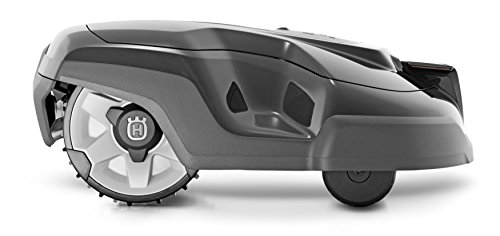 husqvarna 315 automower review robotic cordless lawn mower reviews. Black Bedroom Furniture Sets. Home Design Ideas