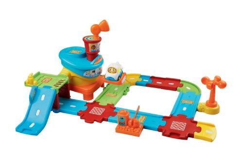 VTech Baby 80-144104 - Tut Tut Flitzer - Flughafen (Baby-spiel-station)