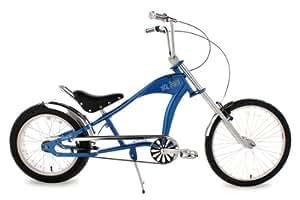 KS Cycling Vélo Chopper Bike R Bleu Bleu 24