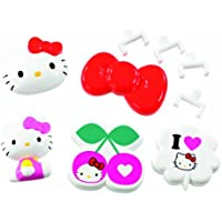 Charmies - Juguete magnético Hello Kitty (Globalgifts 6305)