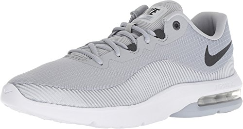 Nike Herren Air Max Advantage 2 Sneakers, Mehrfarbig (Wolf Grey/Anthracite/Pure Platinum/White 001), 41 EU - Pure Advantage Air