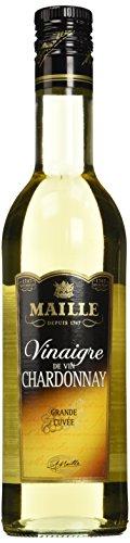 Maille Vinaigre de Vin Blanc Chardonnay 50 cl - Lot de 3