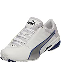 Puma Men's Jago Nu White Running Shoes - 6 UK/India (39 EU)(19102502)
