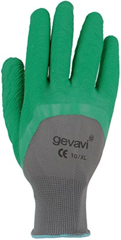 Gevavi Safety GP0408M00 GP04 garden Handschuh Grün