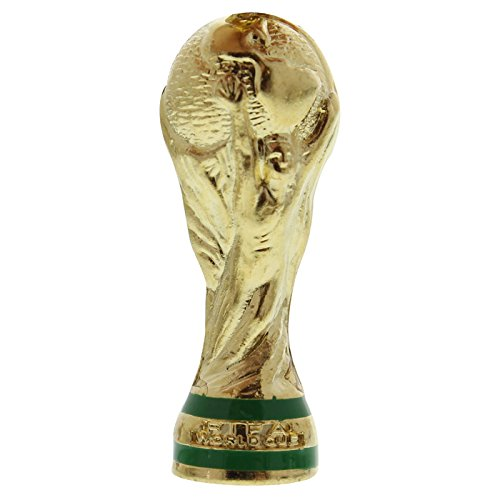 Deuner FIFA-Weltmeister-Pokal mit individueller Gravur - Die persönliche Geschenkidee für Fußball-Fans