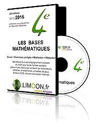 Les bases mathématiques en 4e : Soutien scolaire en vidéos - Maths 4e