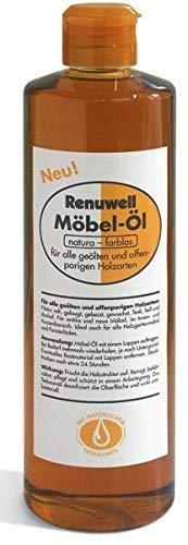 Renuwell aceite para muebles 500ml