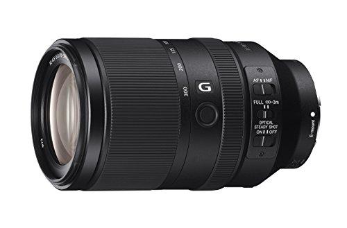 Sony SEL-70300G G Tele-Zoom Objektiv (70-300 mm, F4.5-5.6, OSS, Vollformat, geeignet für A7, A6000, A5100, A5000 und Nex Serien, E-Mount) - Unter Digitale Kameras $300