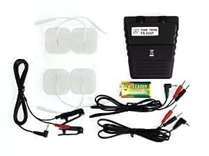 Rimba - Electro Powerbox set, avec pille de 9V - peins et pads inclusive