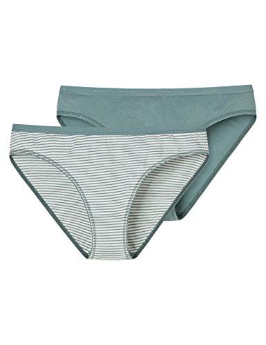 Anspruchsvolle Tagwäsche (Schiesser Damen Slip Selected Premium Tai (2er Pack) 2er Pack, Mehrfarbig (Sortiert 1 901), 38 (Herstellergröße: 038))