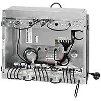 Kathrein UFG 412 Basiseinheit Aufbereitungssystem (12 Steckplätzen, Netzteil, Lüfter, Ausgangssammelfeld, Eingangsverteiler und Verkabelung)