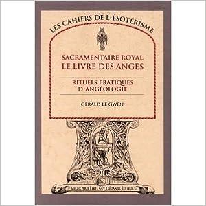 Livres Sacramentaire royal : le livre des anges pdf, epub