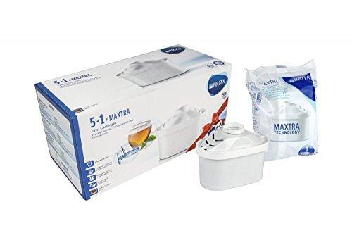 Brita 101929 Filterkartuschen Maxtra Pack 5+1