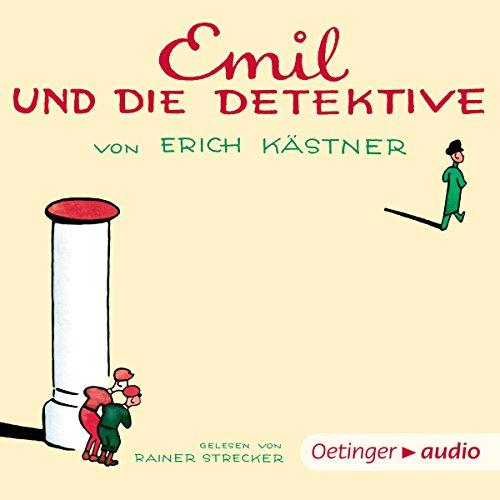 Buchseite und Rezensionen zu 'Emil und die Detektive' von Erich Kästner