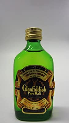 Glenfiddich - Pure Malt Miniature