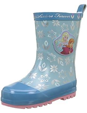 Disney Rainboots Boots, Botas de Agua Para Niñas