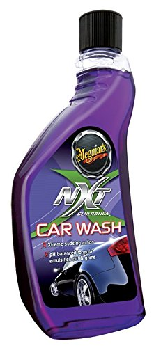 Meguiar's G12619EU NXT Car Wash Autoshampoo, 532ml -