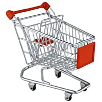 Apollo Chr Mini Shopping Trolley, Multi-Colour, 12x9.5x14
