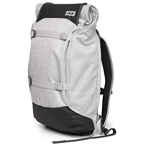 AEVOR Trip Pack - Alltags Rucksack, erweiterbar 26 bis 33 Liter, ergonomisch, wasserabweisend, Bichrome Steam
