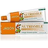 Jason - Dentifrice nutrismile à l'ester C Natural Cosmetics