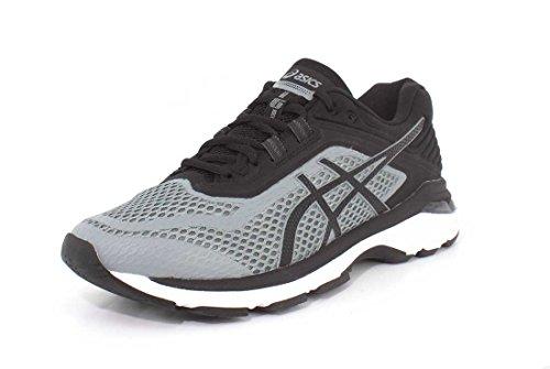 Asics Herren Gt-2000 6 Schuhe Stone Grey/Black/White