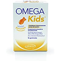 Ordesa Omegakids Gummies Masticables- 54 Unidades