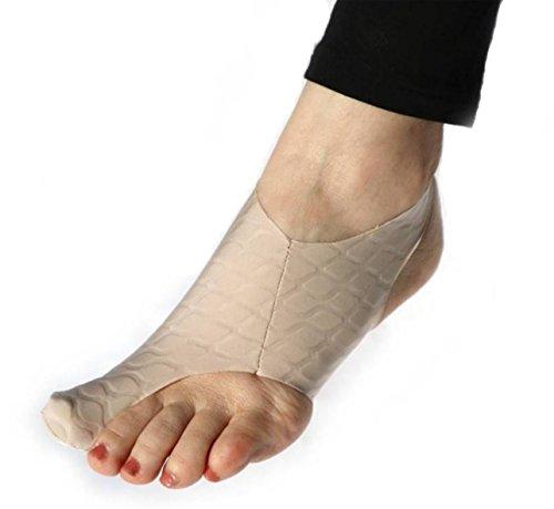 Bunion Fit Neo Links S - 3D Hallux Valgus Korrektur Bandage mit ausgesparter Zehenkappe