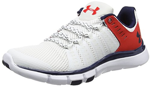 Under Armour Ua W Micro G Limitless Tr 2, Scarpe Sportive Indoor Donna Bianco (White 102)