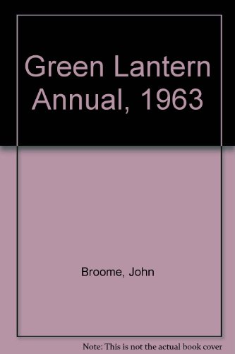 Green Lantern Annual, 1963