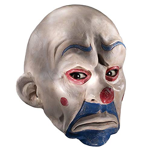 Batman Maske The Joker Clown Halloween Clownmaske (Batman Halloween Maske)
