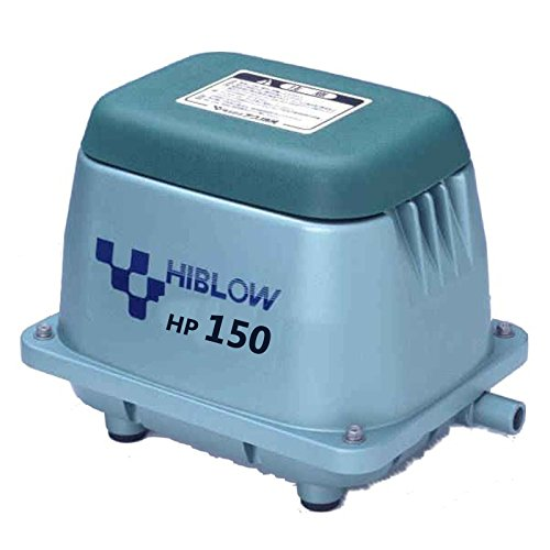 hiblow-air-pump-150-litres-min-pond-aerator-sewage-wastewater-treatment