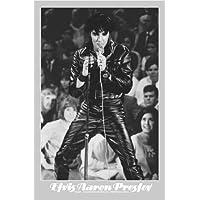 Elvis Presley '68Comeback Special Art Print Poster