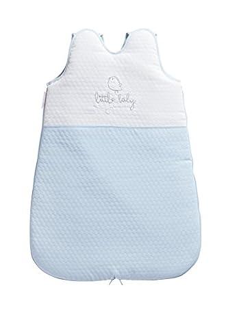 Petit Praia PIU Limited Edition PIU Limited Edition Azul Schlafsack weiß/blau klein